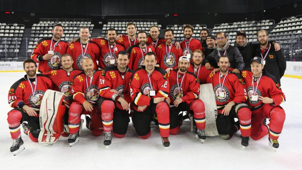 Vétérans Vice Champion Trophée Fédéral 2019 à Cergy