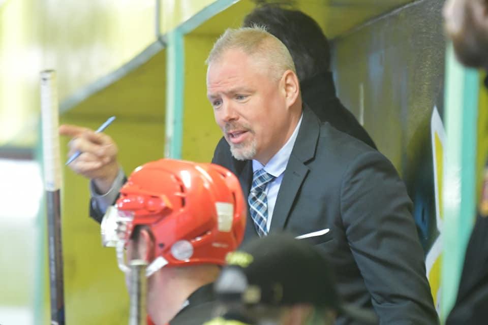 Coach sylvain Codère
